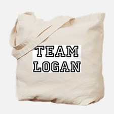 Team Logan Tote Bag