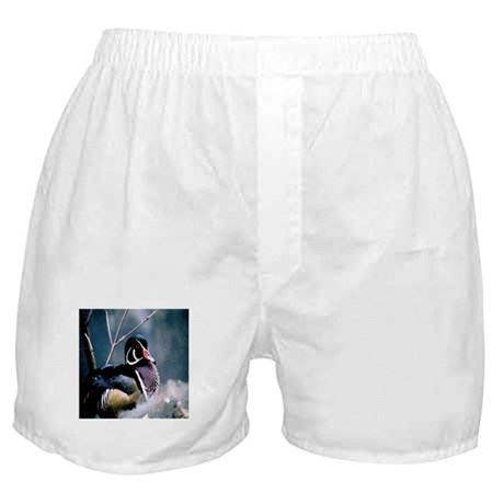Wood Duck Boxer Shorts