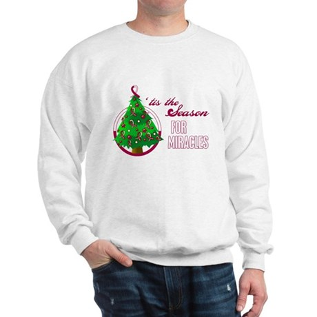 SeasonMiraclesCancer Sweatshirt