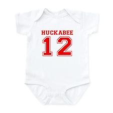 Mike Huckabee 2012 Infant Bodysuit