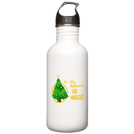 SeasonMiraclesCancer Stainless Water Bottle 1.0L