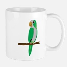 Quaker Parrot Mug
