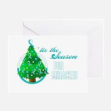 SeasonMiraclesCancer Greeting Card