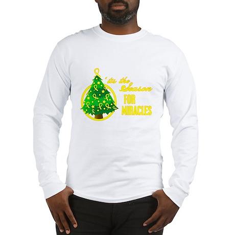 SeasonMiraclesCancer Long Sleeve T-Shirt