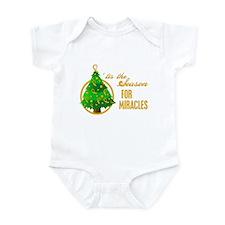 SeasonMiraclesCancer Infant Bodysuit