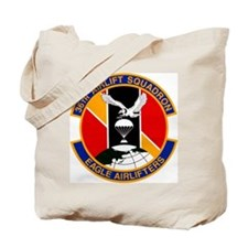 36th Airlift Squadron Tote Bag