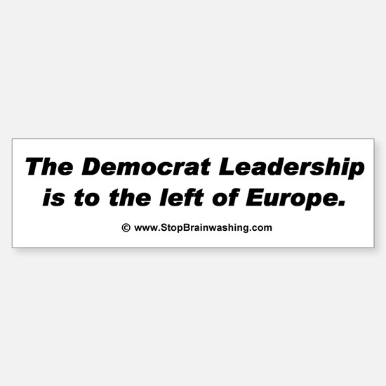 Democrat Leaders - Not for the rest of us anymore.