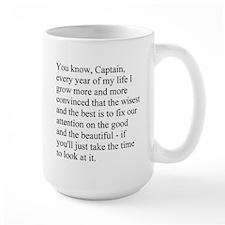 The good and the beautiful Mug