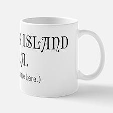 Progress Island U.S.A. Mug