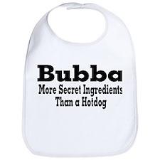 BubbaHotdog Bib