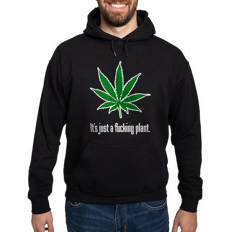 Just A Plant Hoodie (dark)