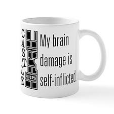 Quips: Brain Damage Mug
