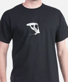 White Wakeboard Invert Tail G T-Shirt