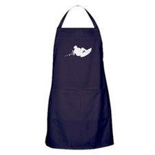 White Wakeboard Indy Tantrum Apron (dark)