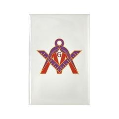 M.I.S.T.E.R. Rectangle Magnet (100 pack)