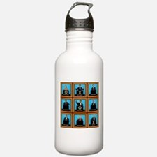 Presidential Squares Water Bottle