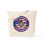 Freemasons. A Band of Brothers Tote Bag