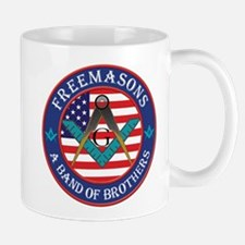Freemasons. A Band of Brothers Mug