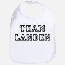 Team Landen Bib