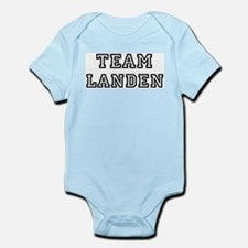 Team Landen Infant Creeper