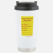 Blow Me Candy Heart Thermos Bottle (12 o