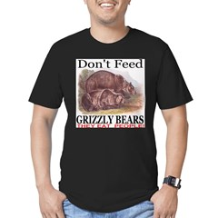 Don't Feed Grizzly Bears They T