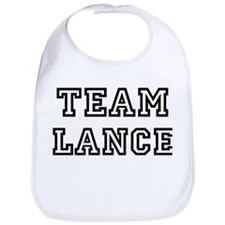 Team Lance Bib