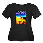Arches National Park, Utah Women's Plus Size Scoop