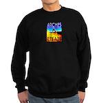 Arches National Park, Utah Sweatshirt (dark)