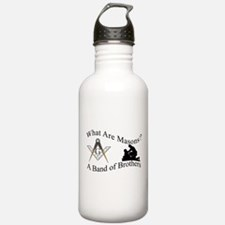 Freemasons. A Band of Brothers Water Bottle
