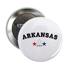 """Arkansas 2.25"""" Button"""