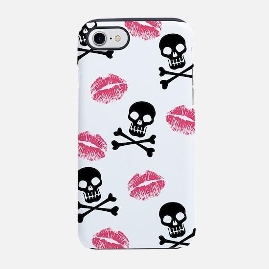 kisses-skulls_sigg.png iPhone 7 Tough Case