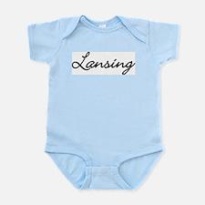 Lansing, Michigan Infant Creeper