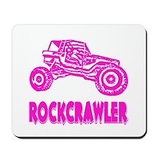 Rock Crawler Mousepad