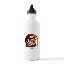 Unique Tai Water Bottle