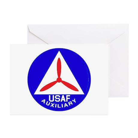 CAP Seal Greeting Cards (Pk of 10)