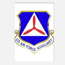 Civil Air Patrol Shield Postcards (Package of 8)