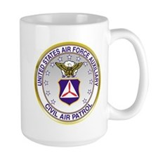 CAP Crest Mug