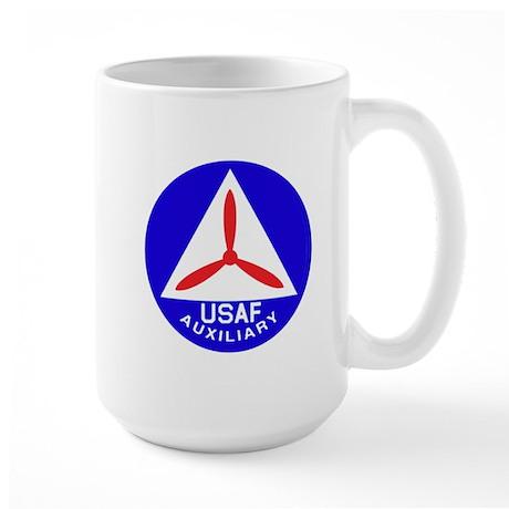 Civil Air Patrol Seal Large Mug