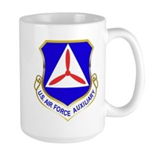 Civil Air Patrol Shield Mug