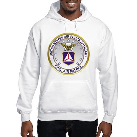 CAP Crest Hooded Sweatshirt