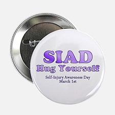 Self Injury Awareness Day Button