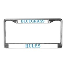 Cute Gospel License Plate Frame