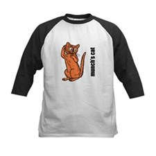 Edvard Munch's Cat Tee