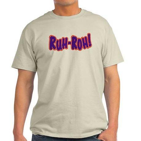 Ruh Roh Light T-Shirt