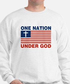 One Nation Under GOD Sweater