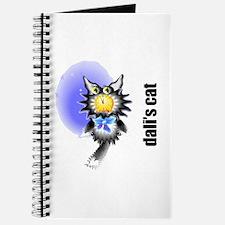 Salvador Dali's Cat Journal