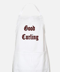 Good Curling BBQ Apron