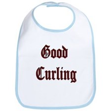 Good Curling Bib
