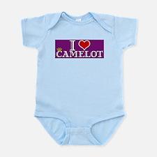 Camelot Infant Creeper